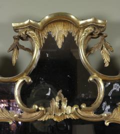 Large George III Giltwood Mirror - 1521749