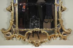 Large George III Giltwood Mirror - 1521767