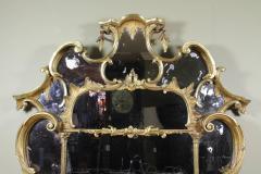 Large George III Giltwood Mirror - 1521780