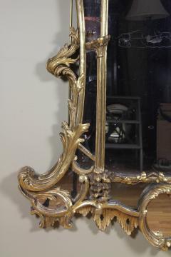Large George III Giltwood Mirror - 1521818