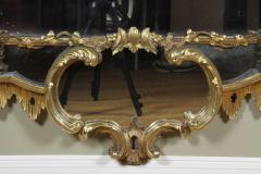 Large George III Giltwood Mirror - 1521823