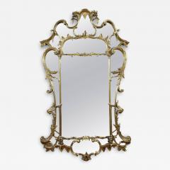 Large George III Giltwood Mirror - 1522946