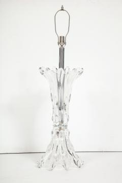 Large Glass Table Lamp - 855475