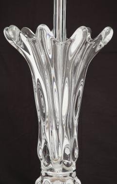 Large Glass Table Lamp - 855497