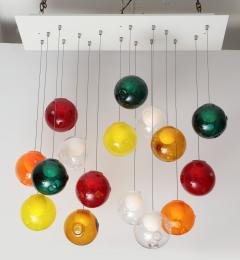 Large Italian Ball Chandelier - 1900486