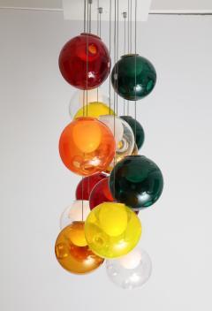 Large Italian Ball Chandelier - 1900489