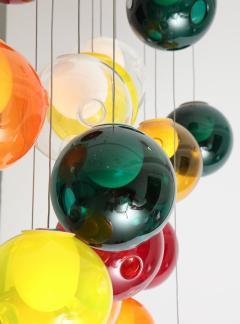 Large Italian Ball Chandelier - 1900491