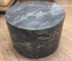 Large Italian Green Marble Pedestal - 2056747