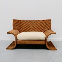 Large Italian armchair 70s - 1456959