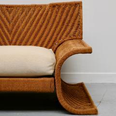 Large Italian armchair 70s - 1456961