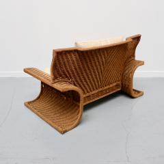 Large Italian armchair 70s - 1456966