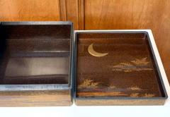 Large Japanese Lacquer Box Early Edo Period - 1665648