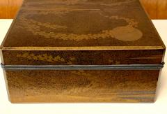 Large Japanese Lacquer Box Early Edo Period - 1665650