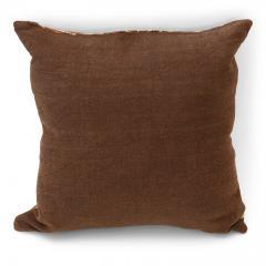Large Kuba Cloth Cushion - 1390816