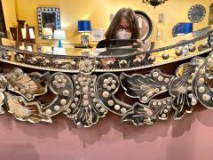 Large Mid Century Venetian Mirror - 1793430