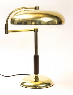 Large Modernist Table Lamp Maison Desny 1930 - 1399266