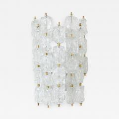 Large Murano Glass Wall Sconce - 1016756