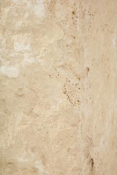 Large Natural Travertine Pedestal  - 1138557