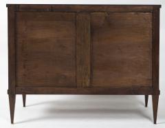 Large Pair Of Dark 19th Century Italian Chest Of Drawers - 1474703