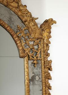 Large R gence Carved Giltwood Wall Mirror - 1945307