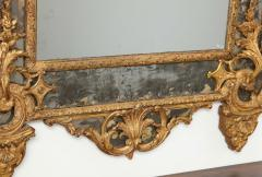 Large R gence Carved Giltwood Wall Mirror - 1945310