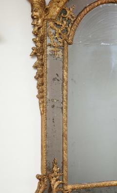 Large R gence Carved Giltwood Wall Mirror - 1945312