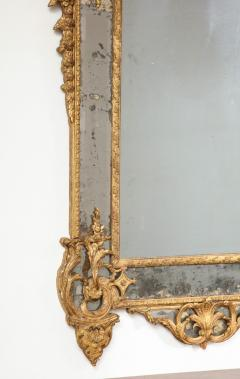 Large R gence Carved Giltwood Wall Mirror - 1945313