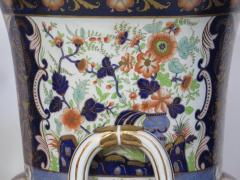 Large Scale Pair of Royal Crown Derby Style Campana Urns - 1912625