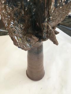 Large Sculptural Ceramic Vase - 1972228