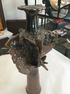 Large Sculptural Ceramic Vase - 1972229