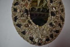 Large Size Shell Mirror - 1101802