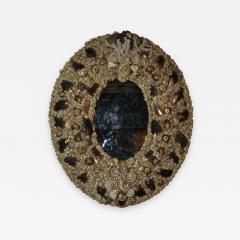 Large Size Shell Mirror - 1103267