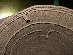 Large Vintage Burden Gathering Basket Yanomami - 922901