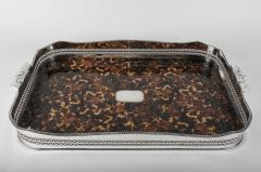 Large Vintage English Laminated Interior Barware Tray - 289401