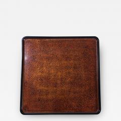 Large Wakasa Lacquer Tray - 1825752