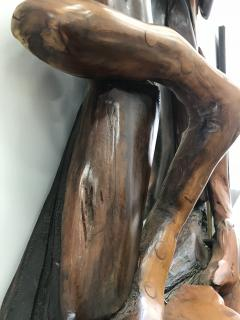 Large Wood Mirror - 601844