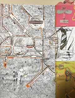 Larry Rivers London Underground - 1169450