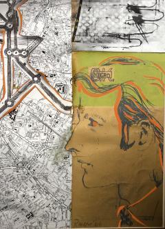 Larry Rivers London Underground - 1169452