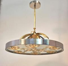 Lars Holmstr m Chandelier by Lars Holmstr m for Arvika 1930s - 1028187