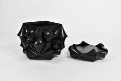Laszlo Tompa Lidded box sculpture - 942024
