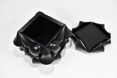 Laszlo Tompa Lidded box sculpture - 942025