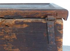 Late 18th Century Hand Painted Bavarian Dowry Chest Dated 1767 - 1122017
