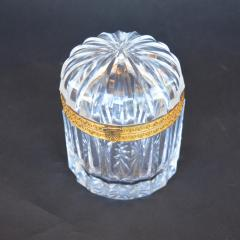 Late 19th Century Baccarat Glass Boxes  - 2136924