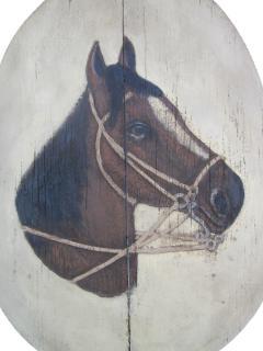 Late 19th Century Blacksmith Trade Sign - 205248