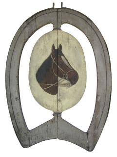Late 19th Century Blacksmith Trade Sign - 205250