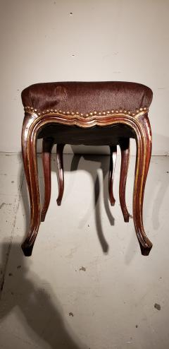 Late 19th Century French Louis XV Style Bench - 1793960