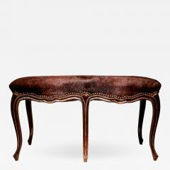 Late 19th Century French Louis XV Style Bench - 1794139