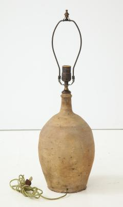 Late 19th Century Terracotta Vase Shaped Lamp - 1078660