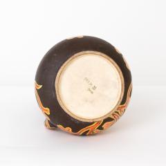 Late 19th early 20th Century Japanese Meiji Satsuma ceramic vase  - 1233481