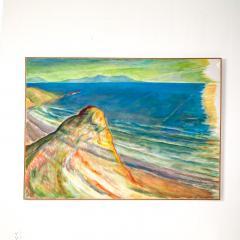 Late 20th Century Vintage California Seascape - 1952799